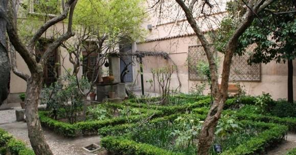 Postal de la Semana: El huerto de Lope de Vega