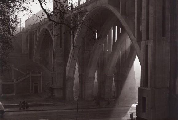 Una historia de amor junto al viaducto