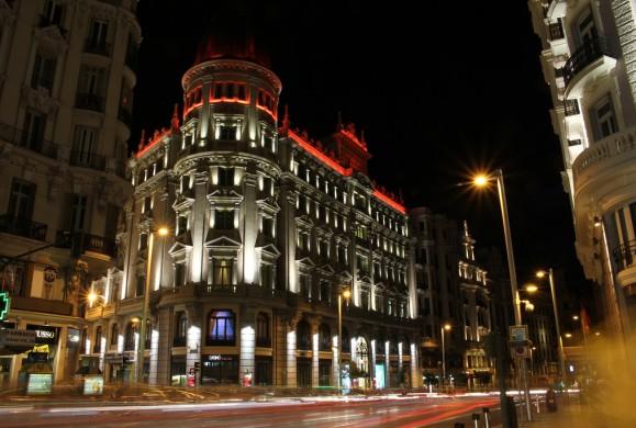 Los casinos, los bellos vecinos de Madrid