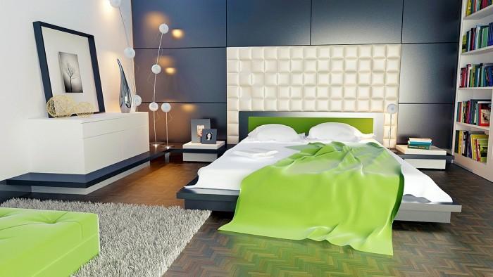 Dormitorio moderno, Livingo, Madrid