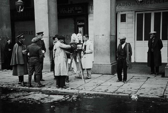 Fotografías antiguas: ¡Mira al pajarito!