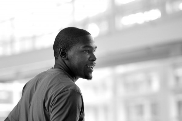 Kevin Durant estará en Madrid