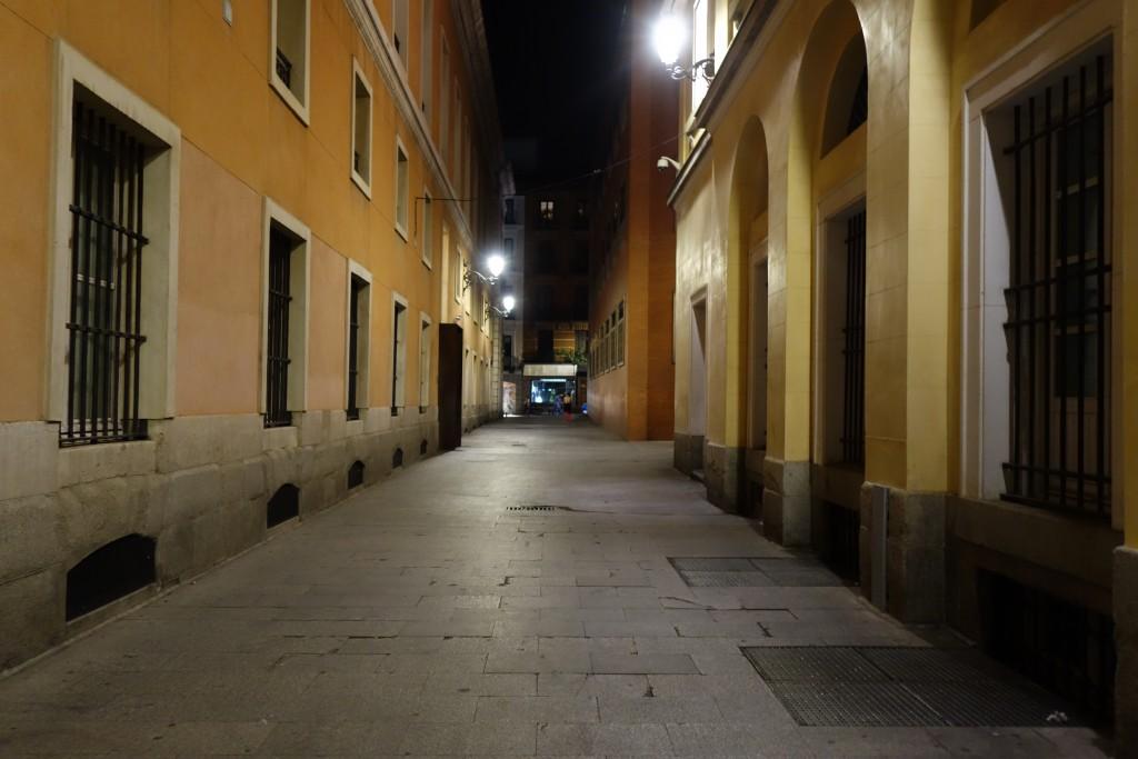 La Calle de San Ricardo, Madrid