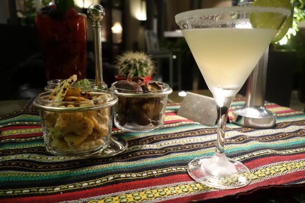 'Streetfood' mexicano en el Hotel Villa-Magna