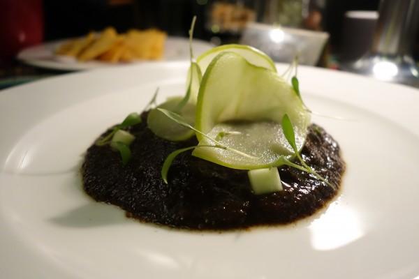 'Streetfood' mexicano en el Hotel Villa-Magna , Madrid