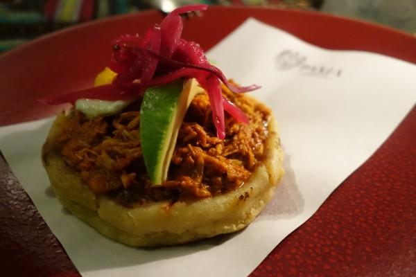 'Streetfood' mexicano en el Hotel Villa-Magna, Madrid