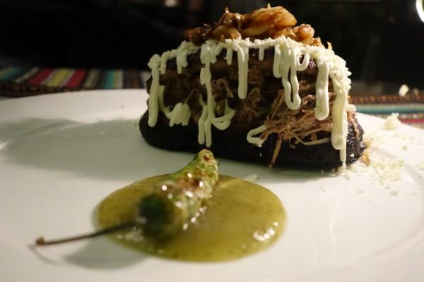 'Streetfood' mexicano en el Hotel Villa-Magna. Madrid