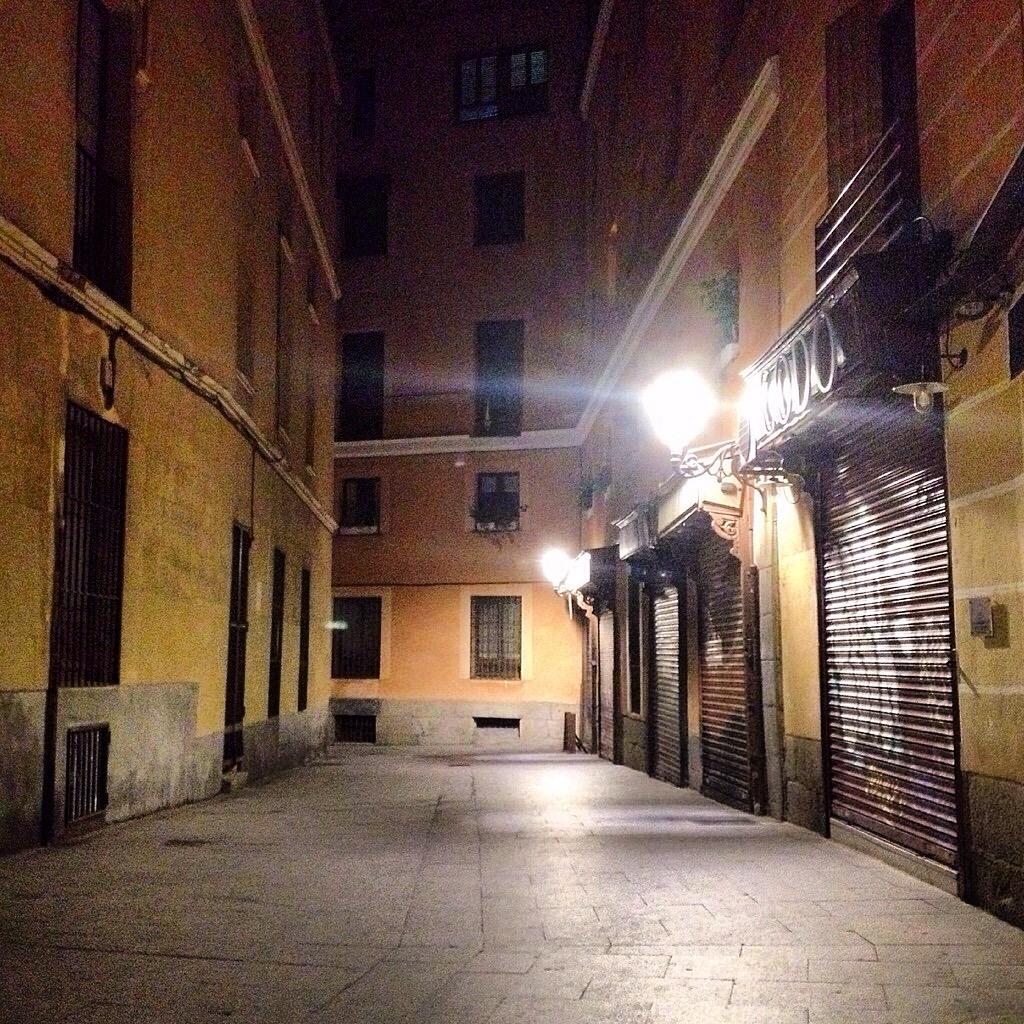 La Calle del Codo, Madrid
