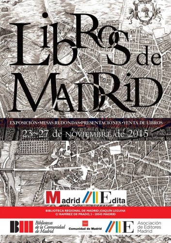 Cartel de Madrid Edita