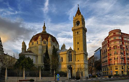 Iglesia de San Manuel y San Benito, Madrid