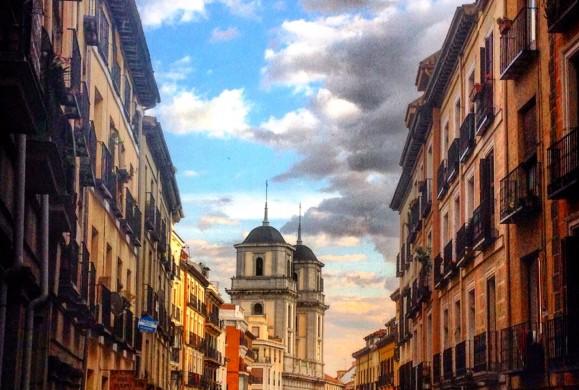La postal de la semana: La Calle Toledo