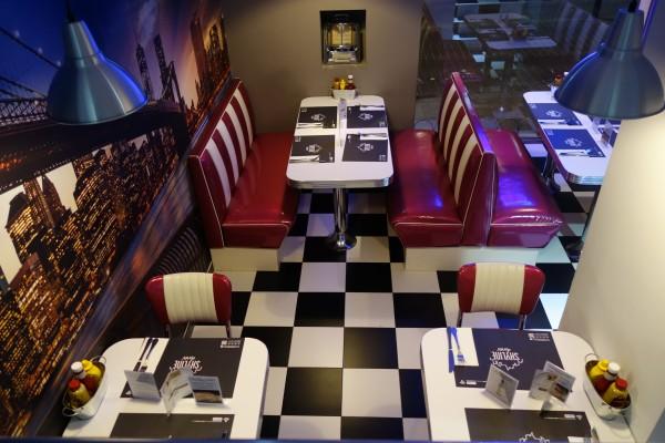 Skyline Diner, Madrid