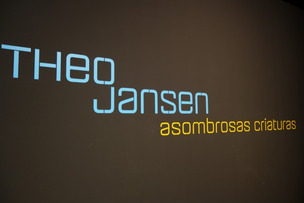 La exposición de Theo Jansen en la Fundación Telefónica, Madrid