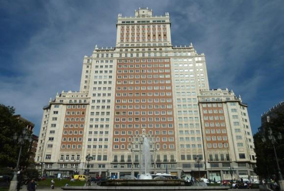 Secreto interactivo: El Edificio España