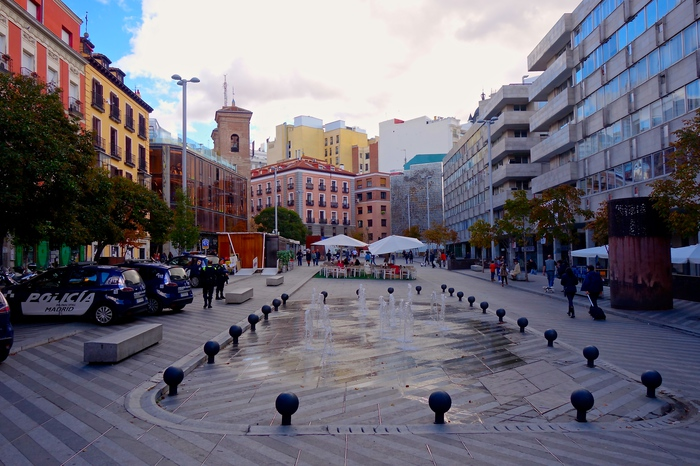 Plaza de la Luna, Madrid