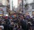 La Calle Preciados en Navidad, Madrid