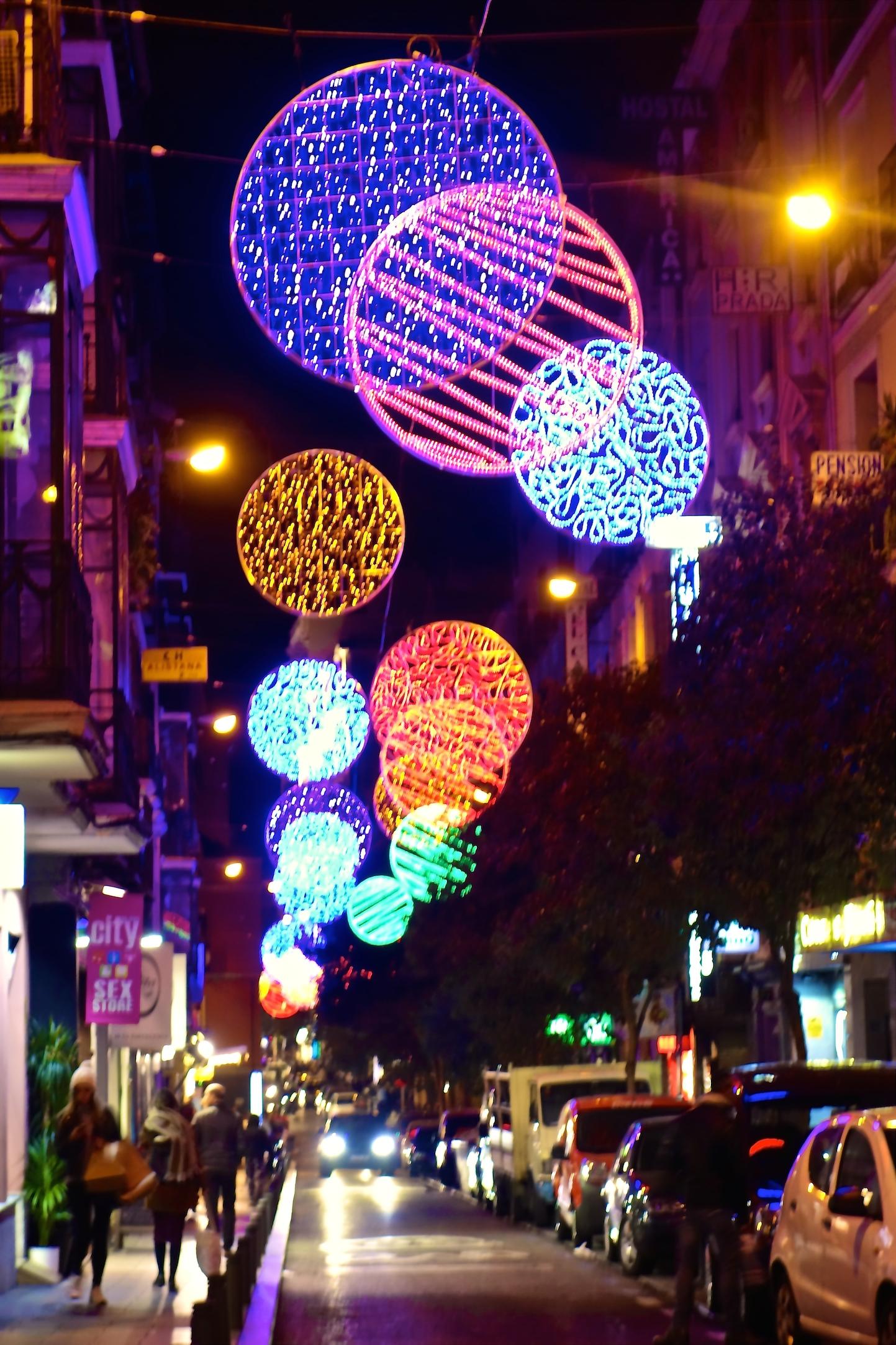 Madrid Se Viste De Navidad Secretos De Madrid