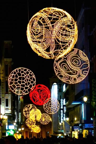 Madrid se viste de Navidad