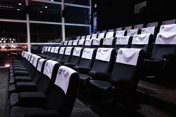 La sala de cine más alta del mundo