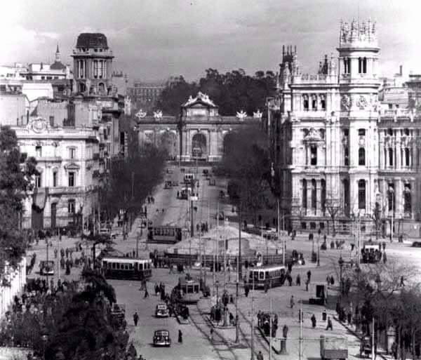 Madrid en 1937