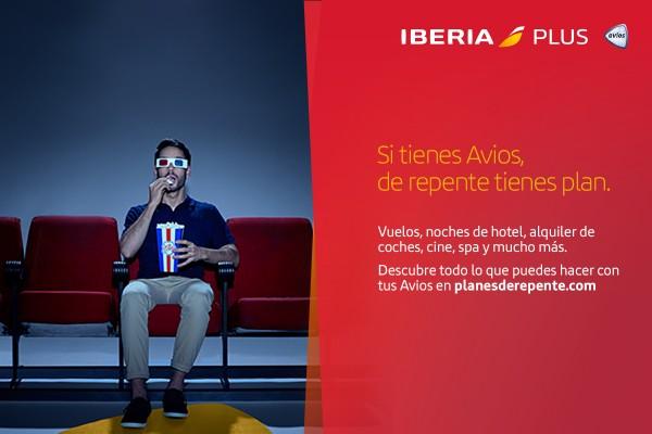 Iberia Avios, Madrid
