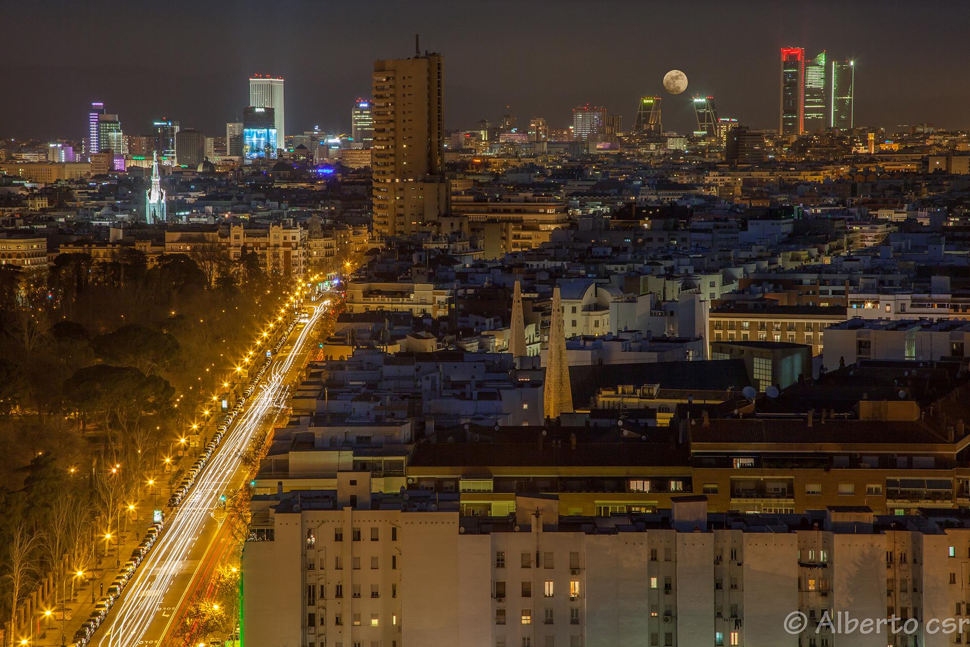 Madrid de noche2