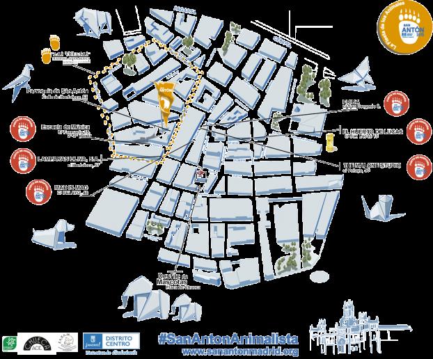 Mapa San Antón