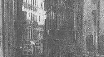 La Calle de los Leones, Madrid