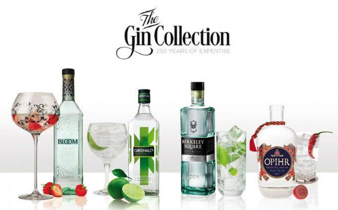 The gin contest, Madrid