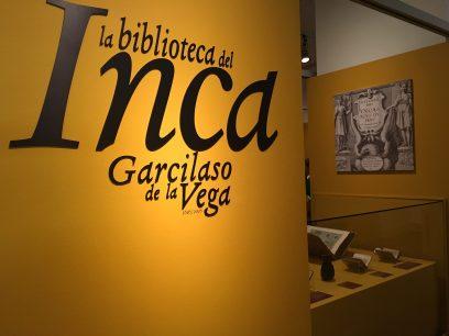 La Biblioteca del Inca Garcilaso de la Vega