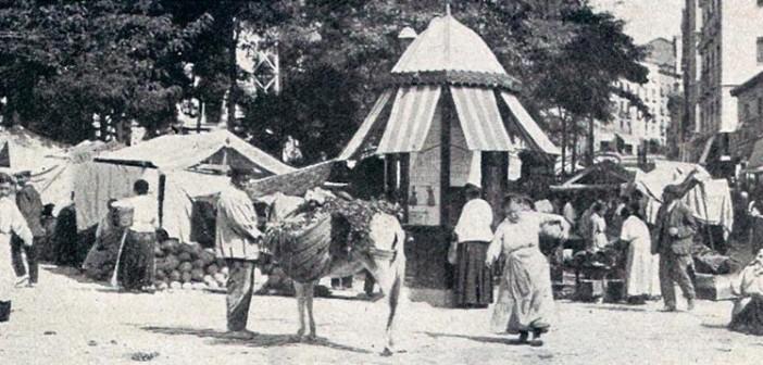 Fotos antiguas: Lavapiés en 1917
