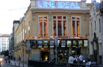 Cines Ideal, en Madrid