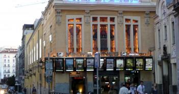 Cines Ideal, en Madrid