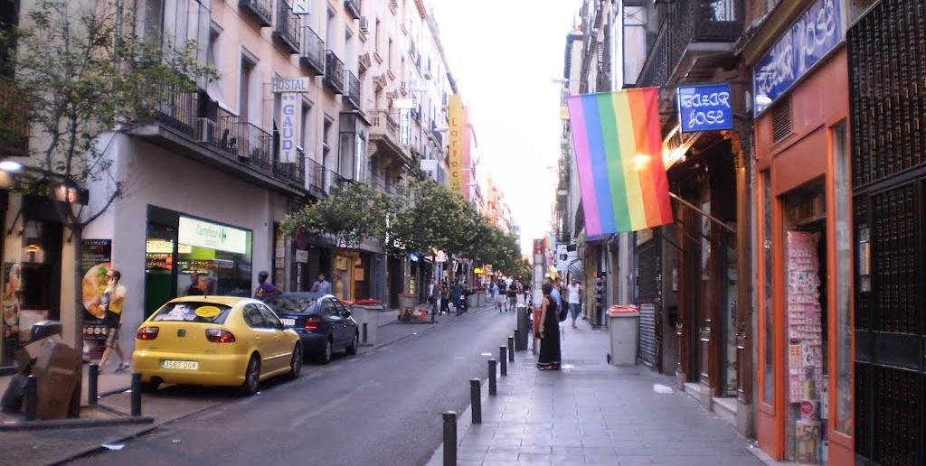Calle Hortaleza, Madrid
