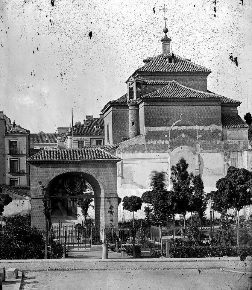 Plaza del Dos de Mayo, Madrid