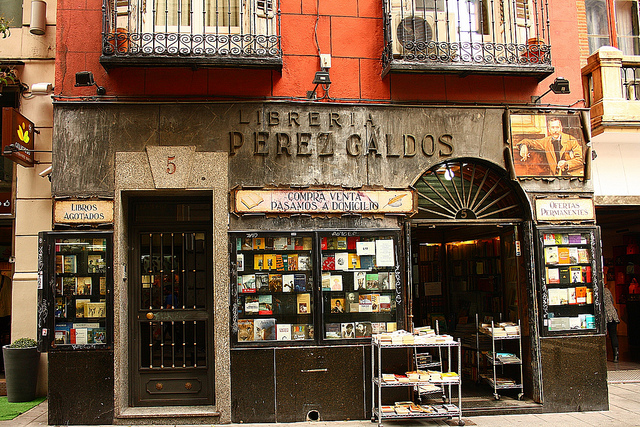 Libreria Pérez Galdós