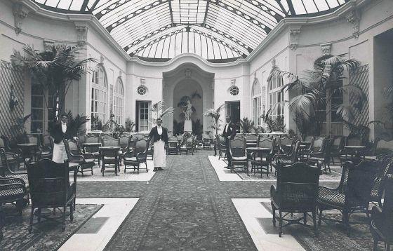 Hotel Ritz 1910