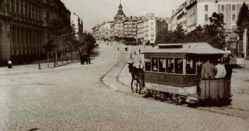 Calle Alcalá 1902