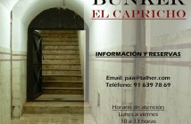 Visitas Guiadas al Búnker del Capricho
