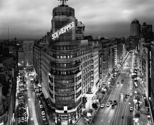Gran Vía, Madrid (Amador Toril)