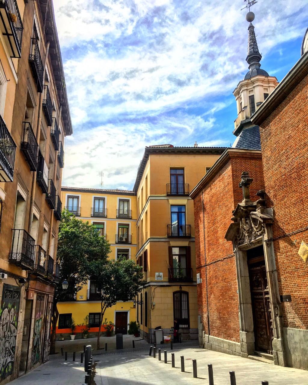 Calle de San Nicolás, Madrid