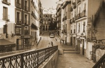 Calle de la Escalinata