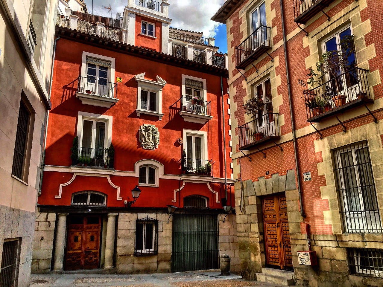 Plazuela de San Javier, Madrid