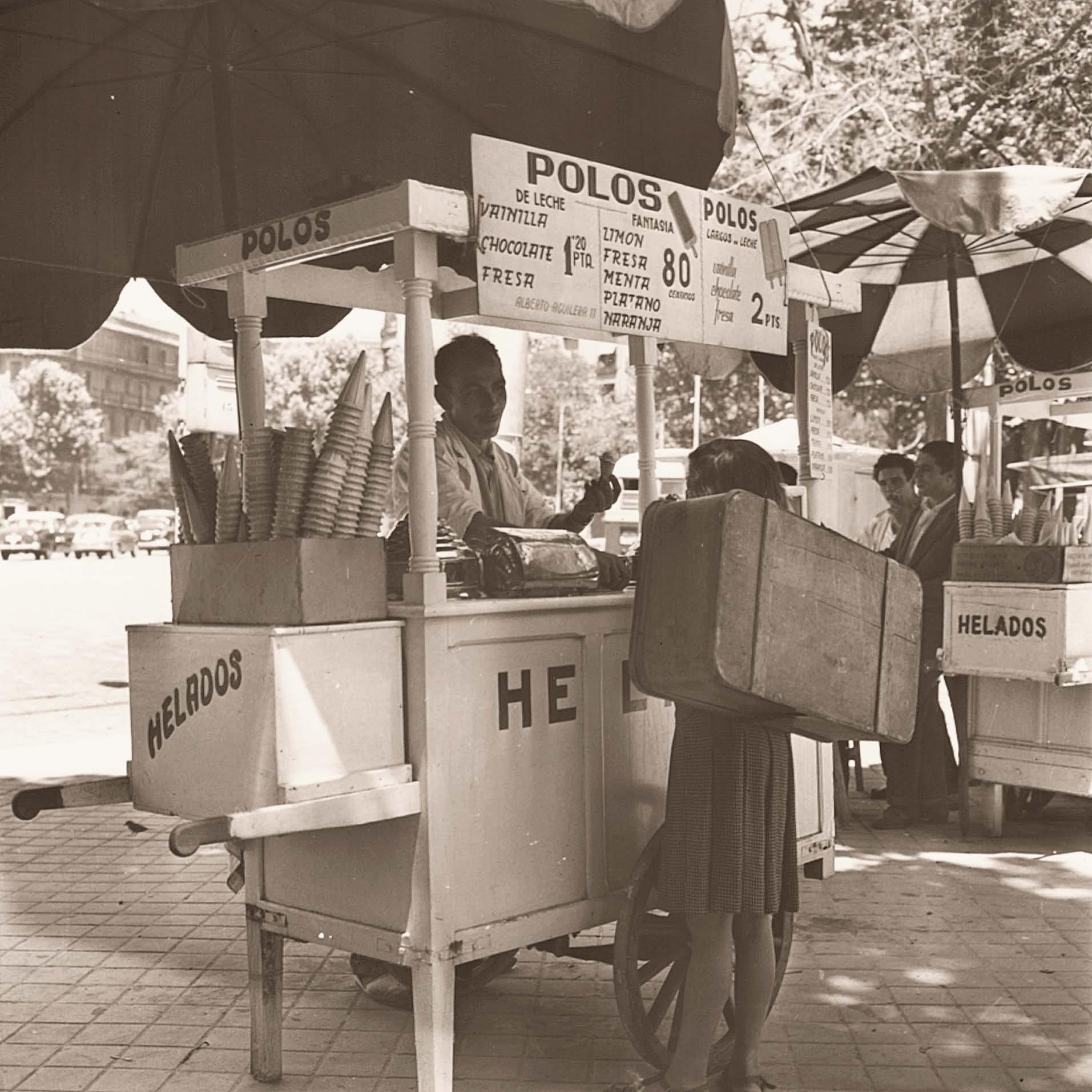 Carrito de los Helados, Madrid