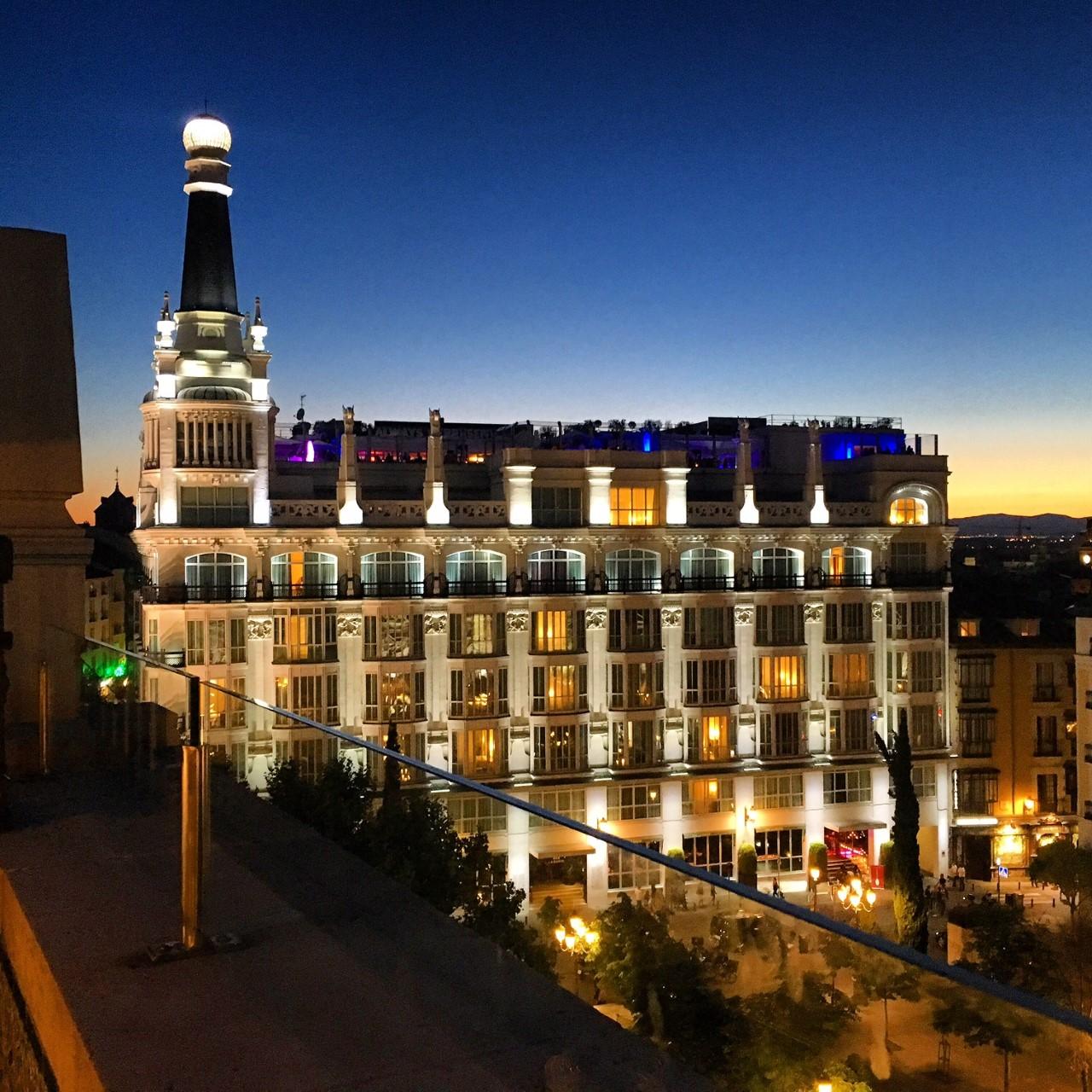 ARGO, azoteas en las terrazas de Madrid