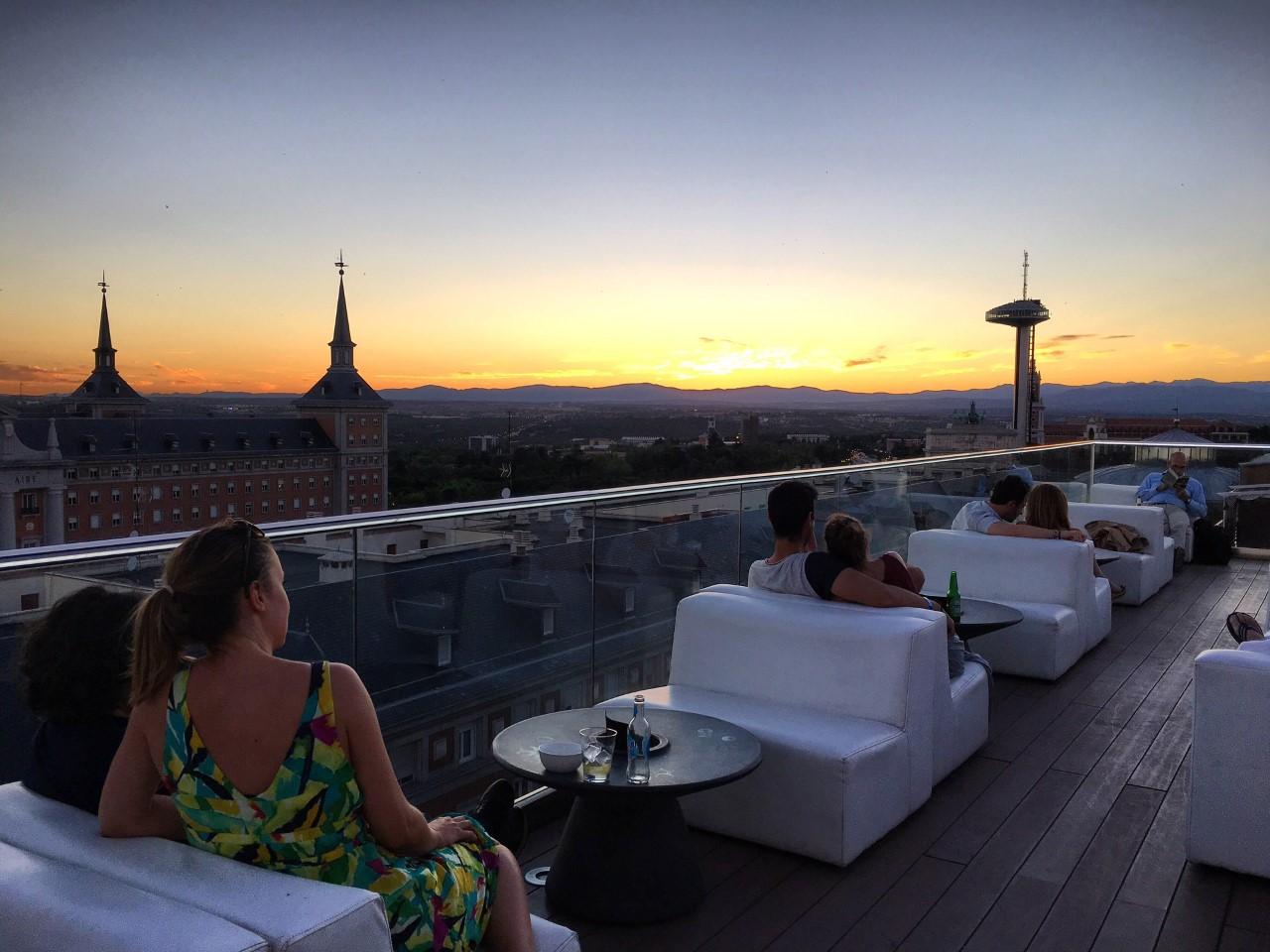 De madrid al cielo pasando por estas nueve terrazas - Terrazas romanticas madrid ...