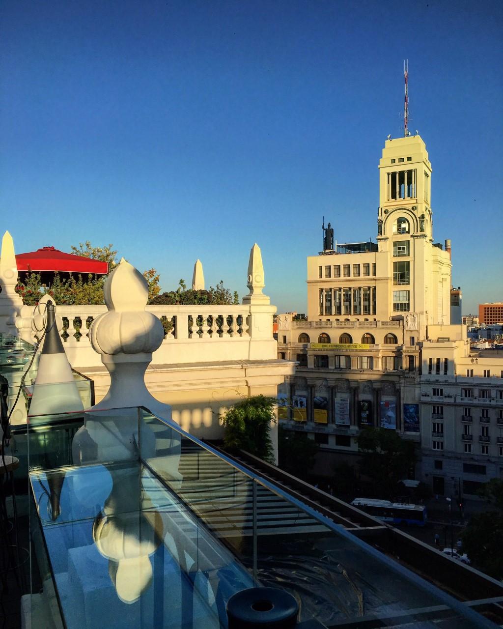 The Principal, azoteas en las terrazas de Madrid1