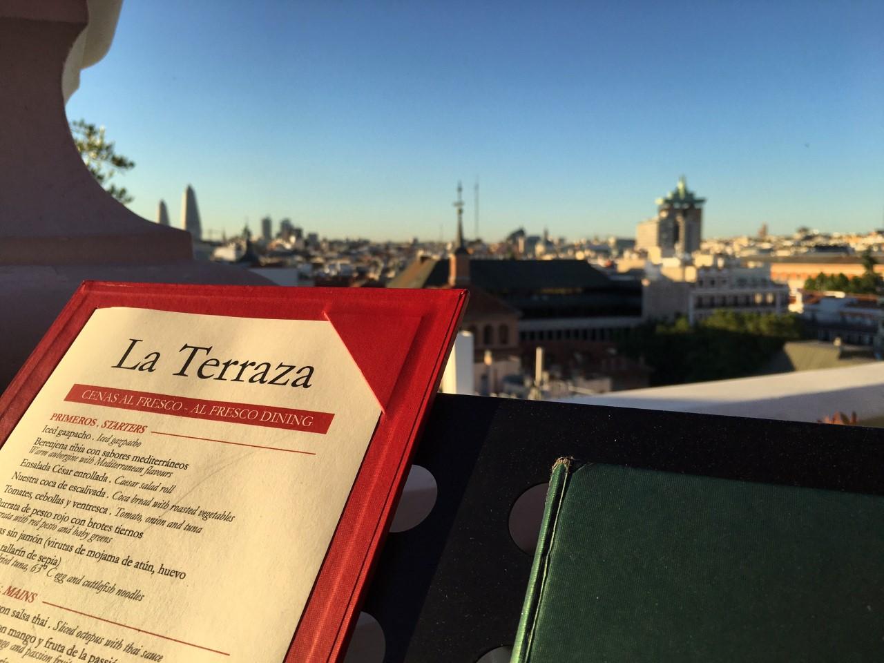 The Principal, azoteas en las terrazas de Madrid