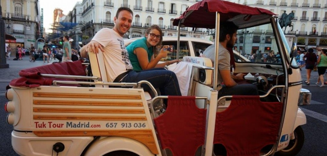 Tuk Tuk Love Madrid