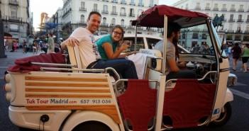 Tuk Tuk Love Madrid
